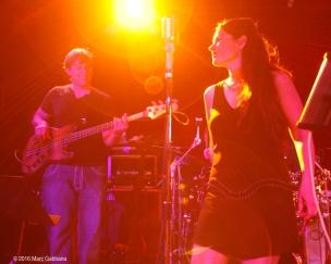 Naje & Sascha Jacobsen (bass)